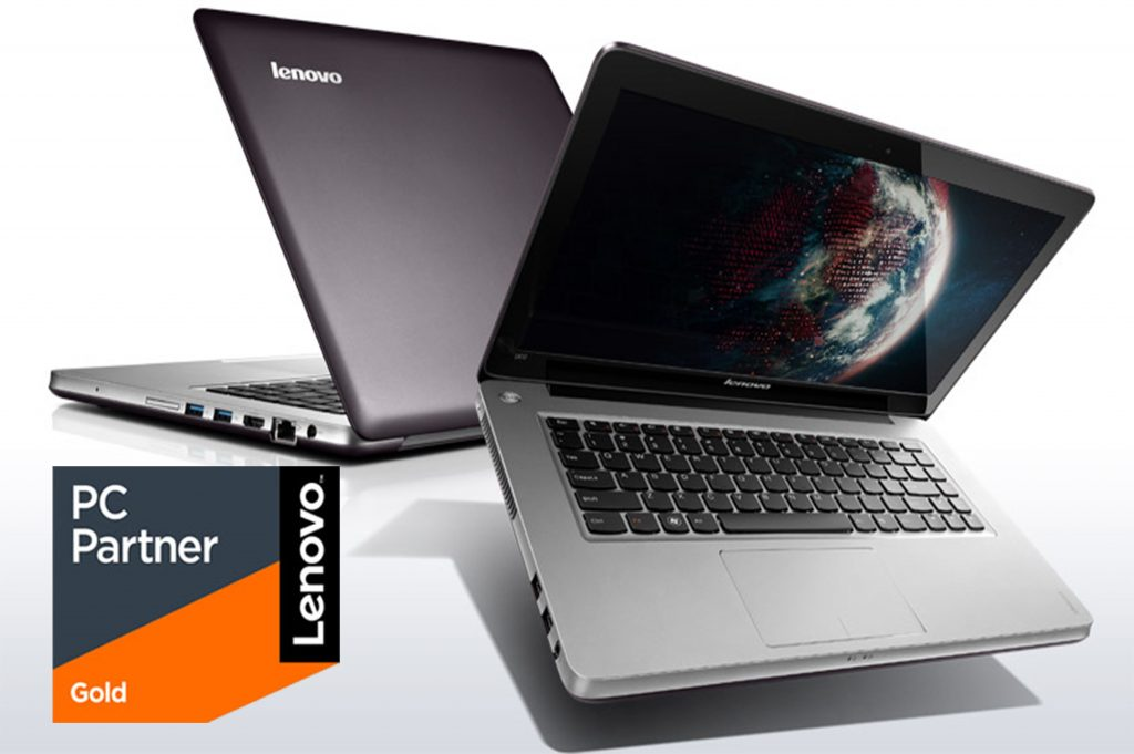 We became Lenovo Gold PC PARTNER